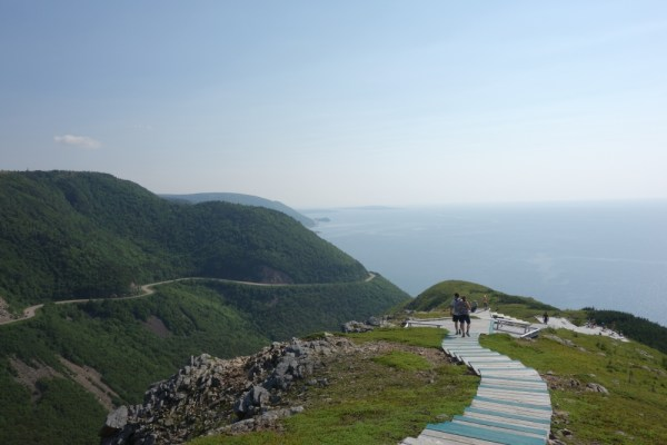 Skyline Trail im Cape Breton Highlands National Park