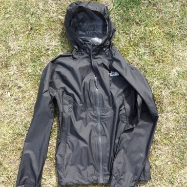 The North Face Venture Fastpack Jacket im Test