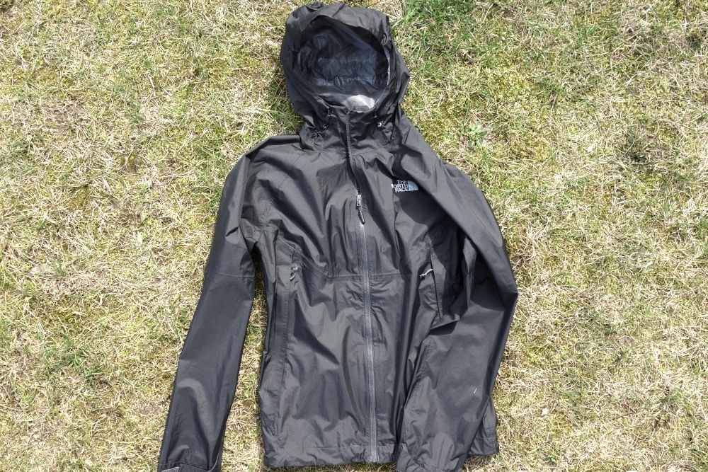The North Face Venture Fastpack Jacket Vorderseite