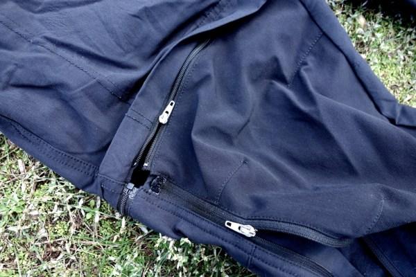 VAUDE Rokua T-Zip Pants Trekkinghose im Langzeittest
