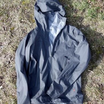 VAUDE Zebru UL 3L Jacket im Test