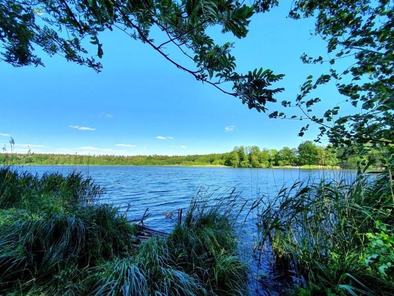 Von Werneuchen nach Strausberg: Fängersee
