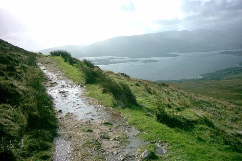 West Highland Way, Schottland