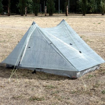 Zpacks Duplex Ultralight Tent im Test