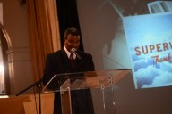 FIlm Commission Craig Woods spoke on behalf of the Ministry of Tourism