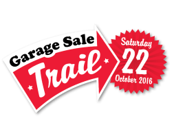 The National Garage Sale Trail Logo 2016