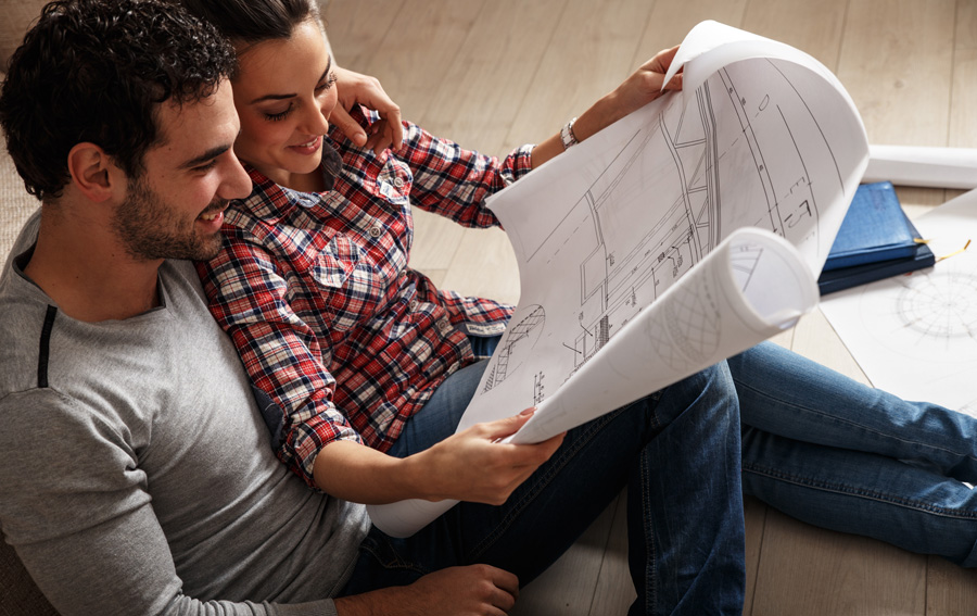 Planning to build a house