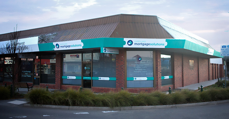 Gippsland Mortgage Solutions office