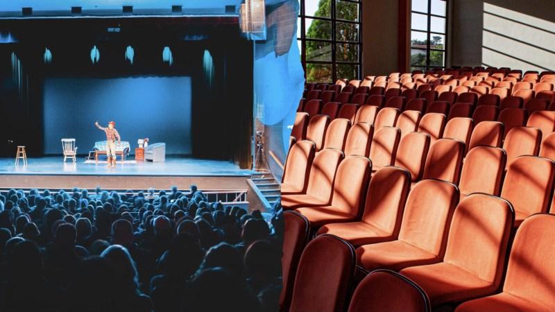 Theater – von angesagter Unterhaltungsform zum altmodischen Zeitvertreib?