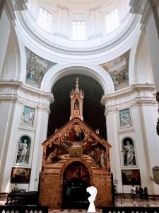 Porziuncola chiesa santa maria degli angeli Assisi