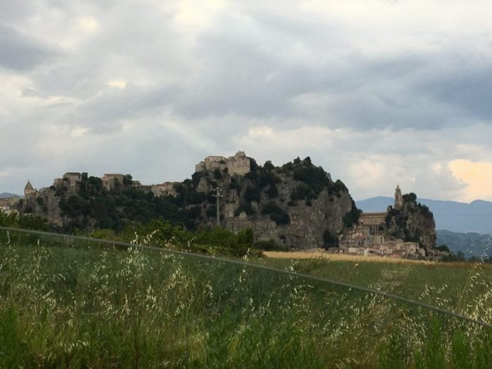Italia on the road: da Campo di Giove a Civitacampomarano