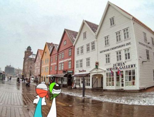 cosa vedere a Bergen in 4 giorni