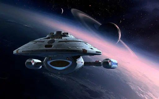 Is Star Trek Voyager the best star trek series?