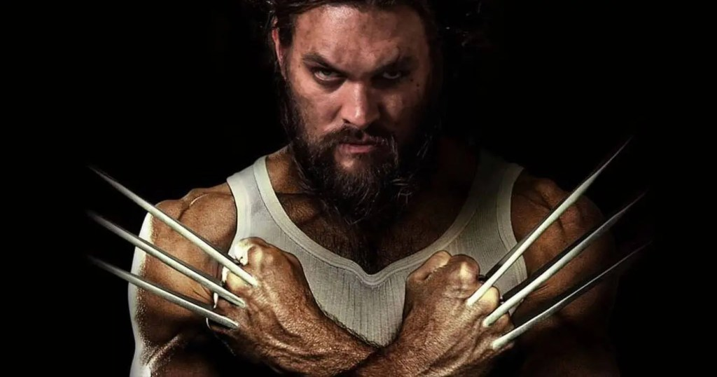 The next wolverine - Jason Momoa