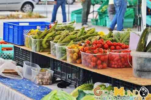 Market in Malta