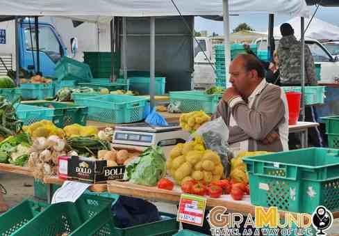 Open Market in Malta