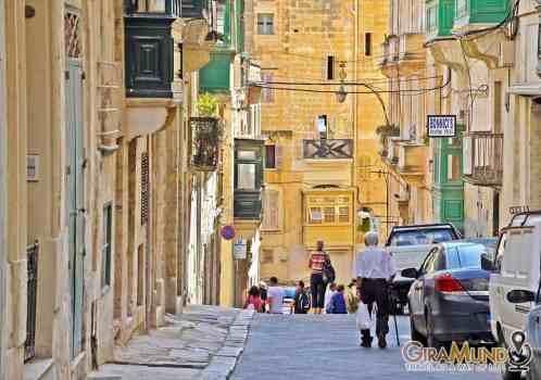 Strade di Valletta