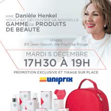 INVITATION SPÉCIALE Danièle Henkel