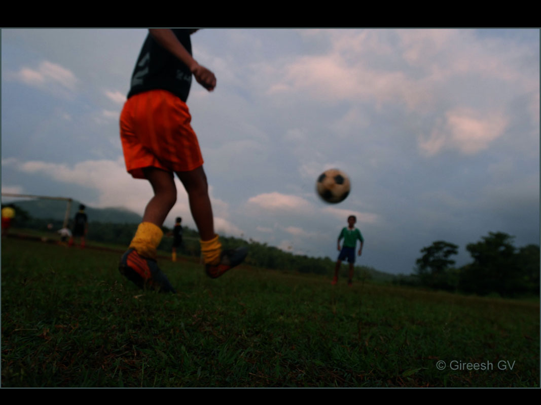 Starting FIFA fever  tonight, remind me Kozhikode