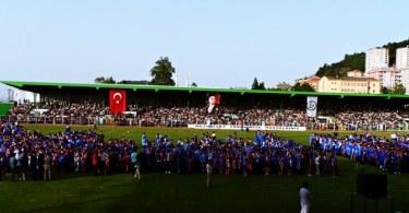 Giresun Üniversitesi Mezuniyet Töreni