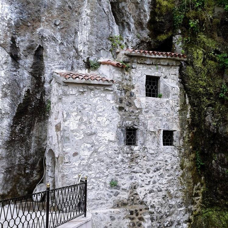 Meryem Ana Kaya Tapınağı (Kaya Kilise)'den ilk görüntüler