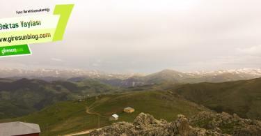 Bektaş Yaylası'ndan Karagöl Dağları
