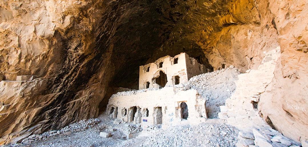 Giresun'un tarihi Şebinkarahisar Meryemana Manastırı ile canlanıyor