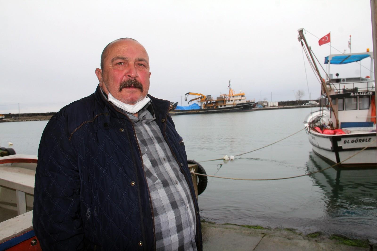 Giresunlu balıkçılar bu sezon balık av sezonundan istediği verimi alamadı