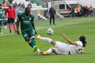 TFF 1. Lig: GZT Giresunspor: 3 – Akhisarspor: 0 (Maç sonucu)