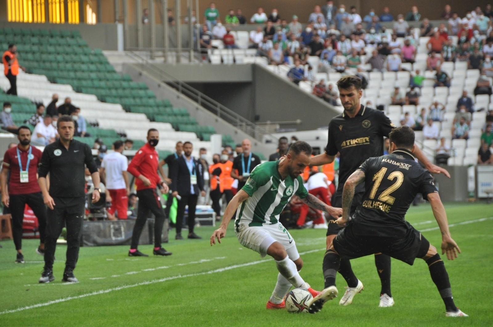 Süper Lig: GZT Giresunspor: 0 – İH Konyaspor: 0 (Maç sonucu)