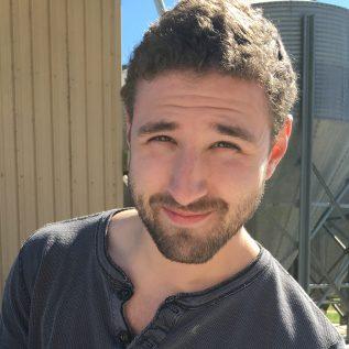 Jason Pizzini, Undergrad Researcher