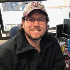 Travis Williams, PhD Student