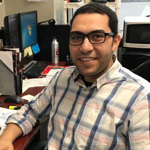 Mohamed Ibrahim, PhD Student