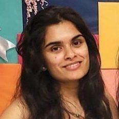 Reina Hingoranee, UG Researcher