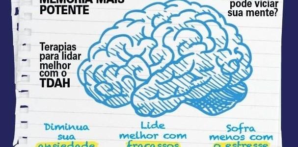 Matéria na Revista Segredos da Mente