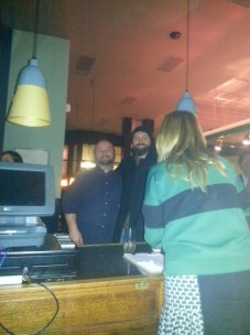 Boulangeria Mp, e Andrea De Bellis