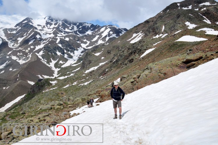 Escursione al Larcher Cevedale