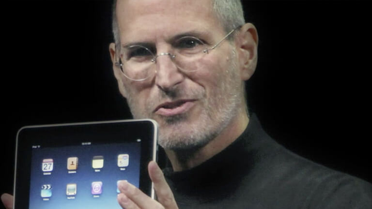 Steve Jobs Başarılı Fikirlerinin Nasıl Ortaya Çıktığını Anlatıyor