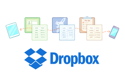 dropbox bulut uygulaması