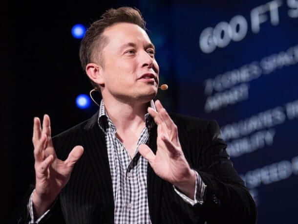 Mükemmeliği Yakalamak için Elon Musk'ın Benimsediği Görüş