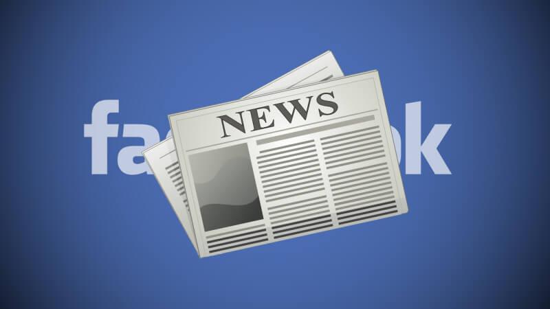 Yeni Bir Gazete Doğuyor; Facebook