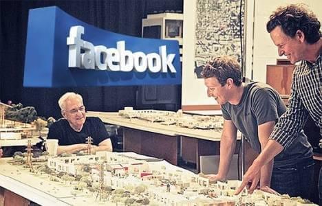 Facebook Kendi 'Şehri'ni Kuruyor!