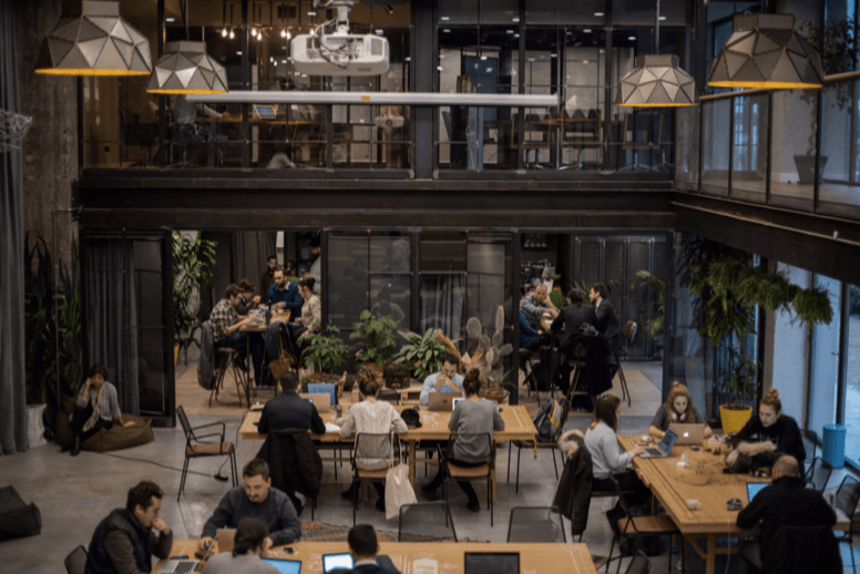 Girişimcilerin Yeni Ekosistemi: Paylaşımlı Ofisler(Coworking Spaces)