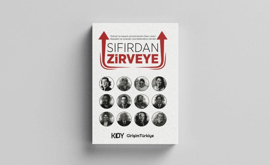 girişimcilerin okuması gereken kitaplar: sıfırdan zirveye - girişim türkiye