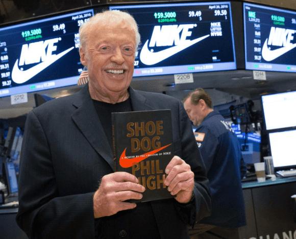 Nike'ın Kurucusu Phil Knight'ın Ayakkabı Gurusu Kitabından Öğreneceğimiz 10 Ders
