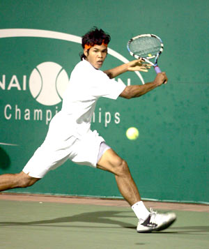 Somdev reaches the quarter-finals at Seoul