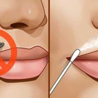 Имате дразнещи мустаци над устните? Аз започнах да използвам този метод и ефекта е страхотен!