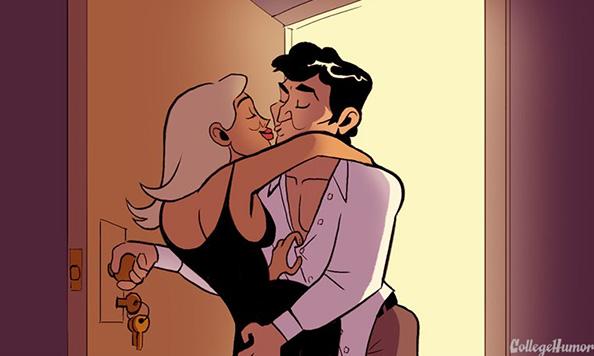 10 ситуации, при които жените са най-податливи за се*с!