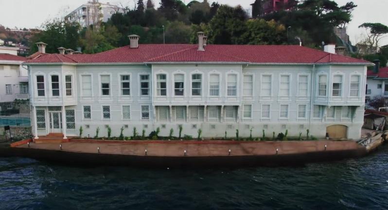 """Това е фамозното имение, където е сниман """"Твоят мой живот"""", но само искам да видите как изглеждаше преди 100 години (снимки)"""