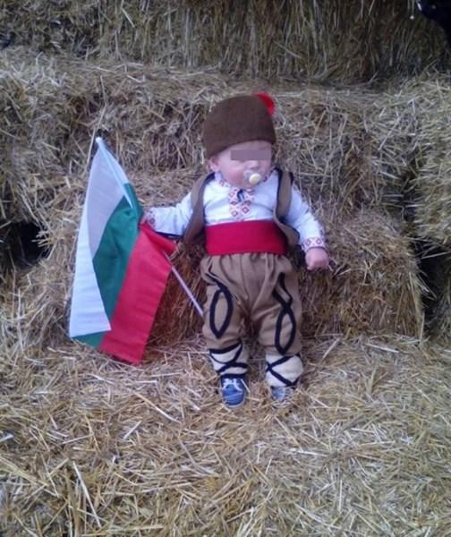 Бебе патриот
